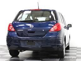 2007 Used Nissan Versa CERTIFIED VERSA S HATCHBACK 6 SPEED MANUAL ...