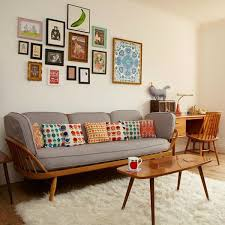 home office repin image sofa wall. living room retro ideas with wall art and grey couch coffee table shag rug home office desk chair repin image sofa