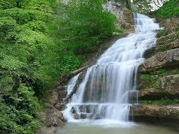 Водопады Краснодарского края От мала до велика Водопады Краснодарского края