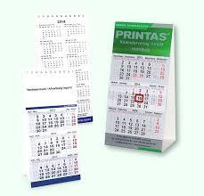 Upright Desk Calendar Perfectprofit Co