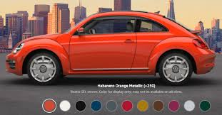 2018 volkswagen beetle colors. perfect beetle habanero orange metallic intended 2018 volkswagen beetle colors schworer volkswagen