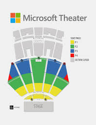 Veritable Greek Theater Seats Microsoft Theater Seating