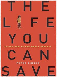 the life you can save  author peter singer