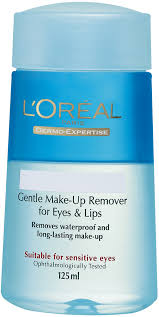 l oreal gentle eye makeup remover image