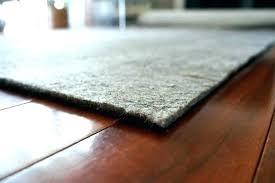 memory foam rug pad carpet padding s vinyl non slip grip mohawk target
