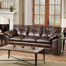 Of Living Rooms With Sectionals Living Room Decor With Brown Leather Sofa The Most Impressive Home