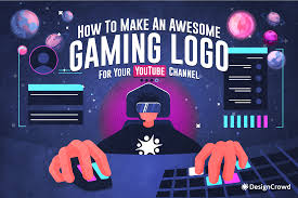 Graphic designers not only organise pages but also add other graphic elements. How To Make An Awesome Gaming Logo For Your Youtube Channel
