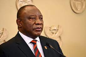 Headed by adama wade and his team of 20 journalists, kapital afrik offers strategic and financial information to executives and managers. President Ramaphosa To Address The Nation On Tuesday Night