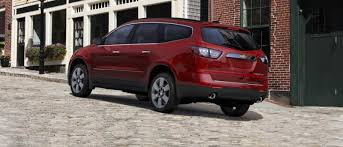 Sneak Peek of 2017 Chevy Traverse for Elgin and Schaumburg