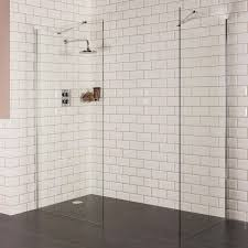 aquariss 1000 x 900mm wet room shower enclosure with 8mm easy clean glass