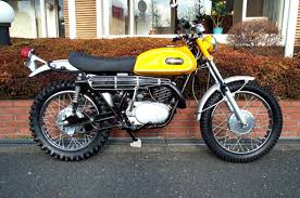 reviving a 1972 yamaha dt 250 adventure rider