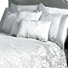 grey linen sets silver duvet covers from bath beyond double chandelier comforter set gray cover queen