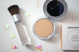 pur minerals 4 in 1 pressed mineral foundation review