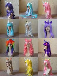Pony Costume Ideas My Little Pony Costume Cosplay Wig Pink Unicorn Friendship