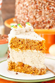Carrot Cake Cheesecake Cake Life Love And Sugar