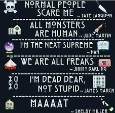 Murder Quotes Extraordinary Image About Quotes In American Horror Story By 🍑Peach🍑