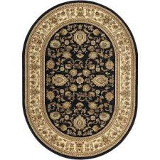 oval traditional area rug