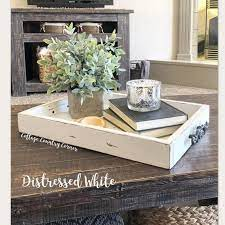 decorative trays for coffee tables off