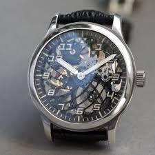 custom men s watches custommade com the maki sterling silver case by scott wilk