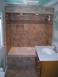 pictures of shower and tub combination remodel ideas