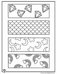Use pagination links under the use the menu at the left to choose right category. Printable Coloring Bookmarks Woo Jr Kids Activities