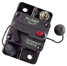 amazon com bussmann (cb185 150) 150 amp type iii circuit breaker breaker box replacement at 150 Amp Breaker Fuse Box