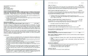 Resumes Two Unique Two Page Resume Sample Best Sample Resume