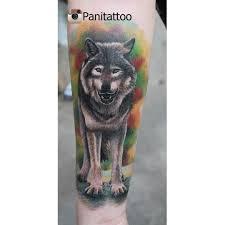 Panitattoo Mikhail Panikorovskiy Modern Tattoos Blackwork To