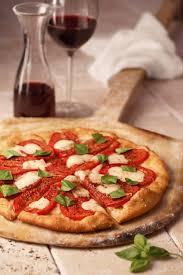 en bryan margherita pizza