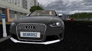 City Car Driving :: Topic: 2013 Audi RS4 Avant [EDITED] (1.5.2) (1/1)