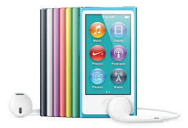 Mp3 Player Comparison Chart Comparing The Ipod Nano And Its Competitors