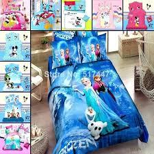 frozen bedding frozen bed set frozen bedding bedding for girls cotton frozen duvet cover sheet set kids bedding pink blue twin full queen king
