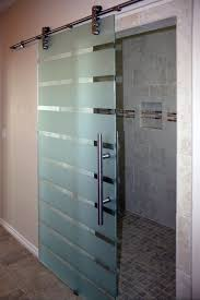 custom etched glass shower glass