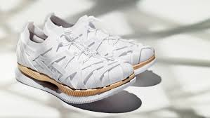 Local Shoe Designers Kengo Kuma Designs His First Ever Trainer For Asics