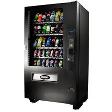 Ebay Snack Vending Machine Delectable Seaga INF48B VC 48 Drink Machine Gumball
