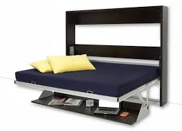 smart study bed desk combo