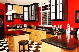 Red And White Kitchen Decor photo - 7