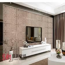 Tinta pva fosca para artesanato acrilex 100ml cor camurça 525. Suede Waterproof Wallpaper For Living Room Pap Parede Aliexpress