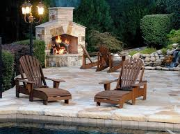 wood burning outdoor fireplace kits