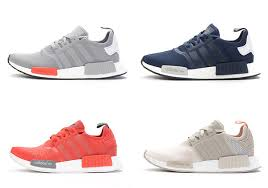 adidas shoes nmd. the adidas nmd_r1 is dropping in a full-on assault of colorways and constructions this thursday, here round-up them all. shoes nmd e