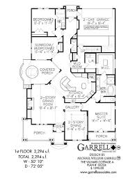 villyard cottage a house plan house plans by garrell associates House Plans Elevations Search villyard cottage a house plan 06224, 1st floor plan Ranch House Plans Elevation