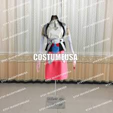 Custom Made Size Rwby Nora Valkyrie Cosplay Costume