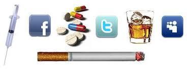 Resultado de imagen para adicciones