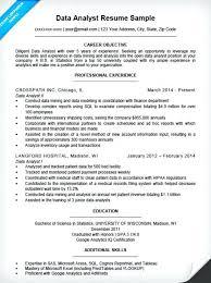 Data Analytics Cover Letter Insaat Mcpgroup Co
