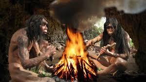 man s earliest fire use