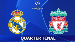 REAL MADRID vs LIVERPOOL | UEFA Champions League 2021 Quarter-Final |  Prediction (PC/HD) - YouTube