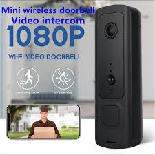 <b>New M18</b> Doorbell HD 1080P WIFI Wireless <b>Smart</b> Video Doorbell ...