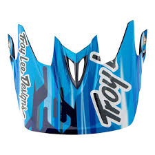 Code Blue Designs D3 Visor Code Blue