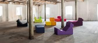 Chromatic Shapeshifting Furniture multifunction furniture