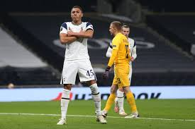 Последние твиты от tottenham hotspur (@spursofficial). Tottenham 4 0 Ludogorets Live Europa League Result Match Stream Score And Goal Highlights Evening Standard